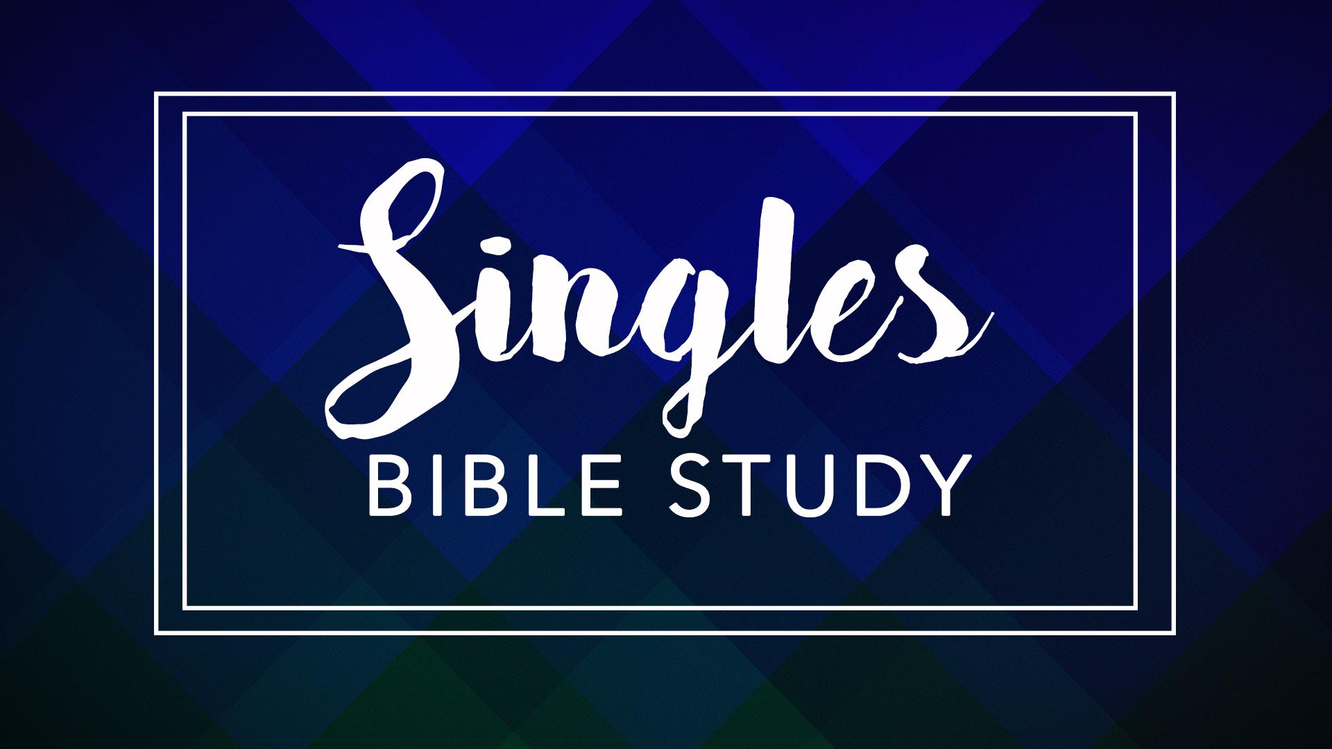 Bible Study - Singles