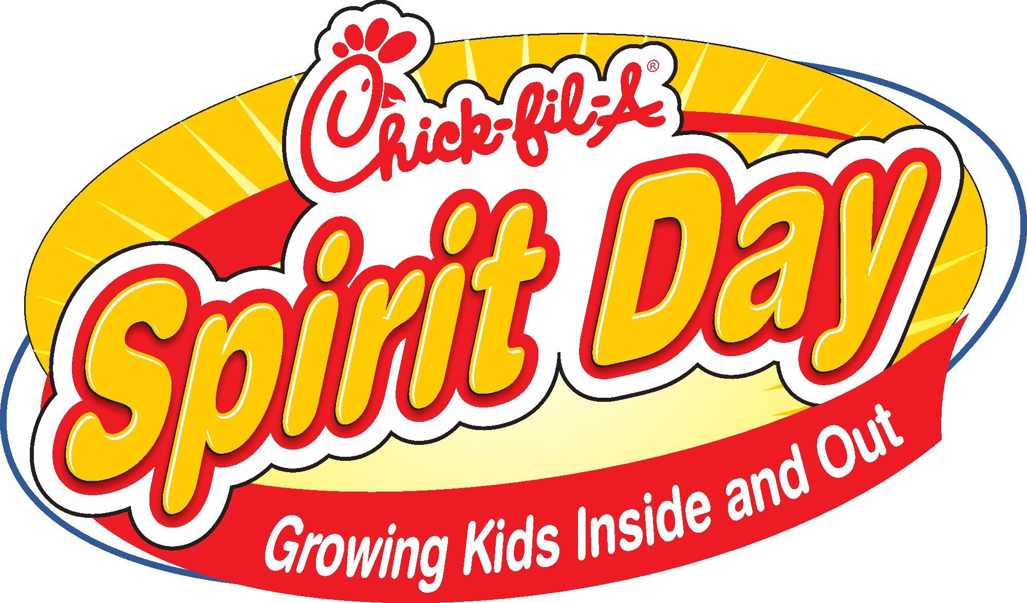 HCLS Spirit Day @ Chick Fil A
