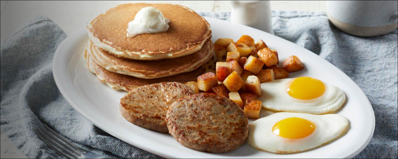 Fall Clean-Up Breakfast