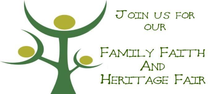 4th Grade Family, Faith, & Heritage Fair