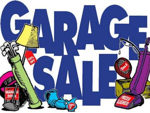 8th Grade Garage Sale