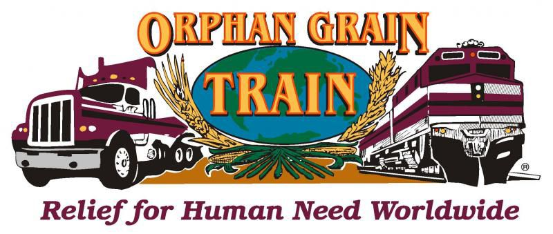 Orphan Grain Train Fundraiser