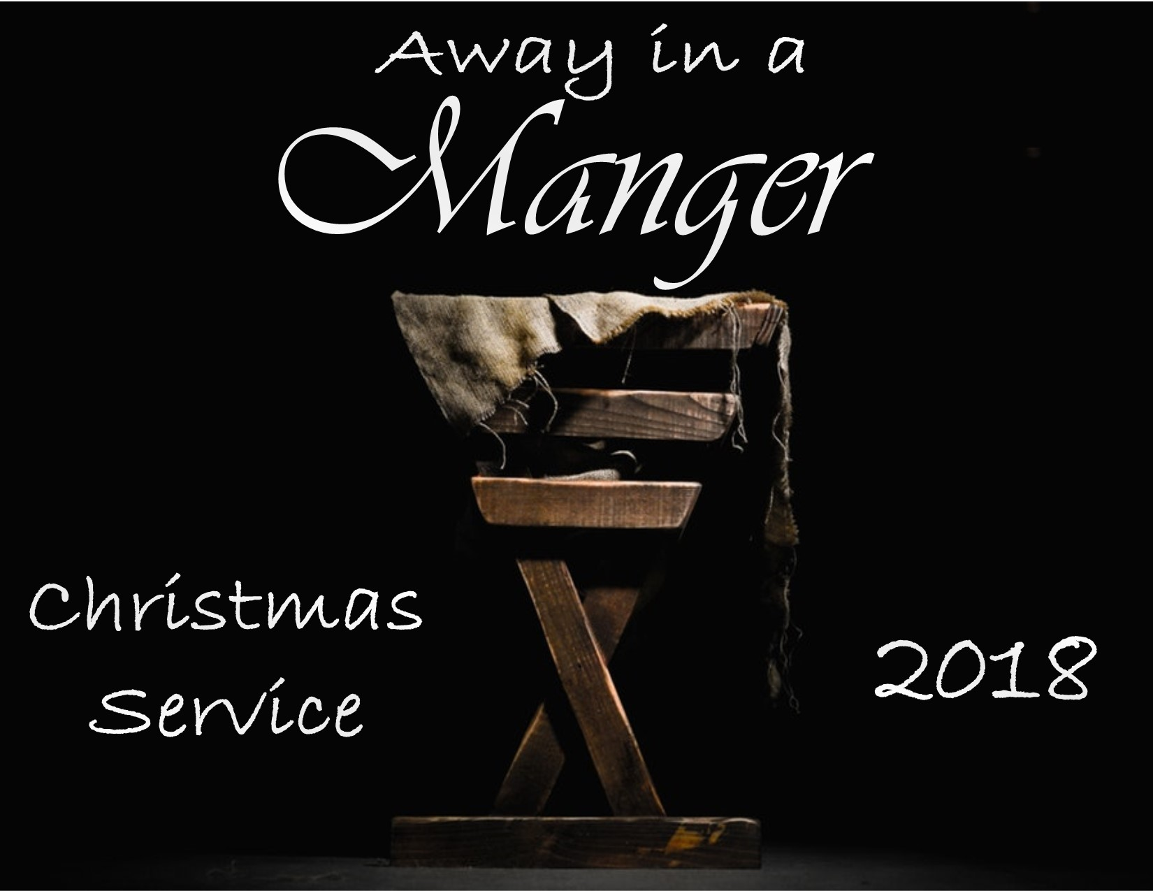 Christmas Day Service - Away In A Manger