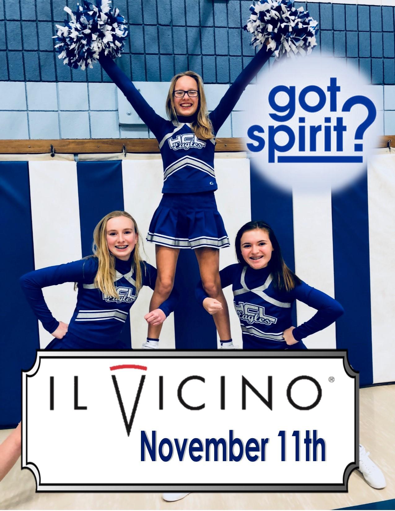 """""""Spirit Day"""" Il Vicino"""