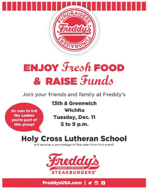 "Freddy's ""Spirit Night"""