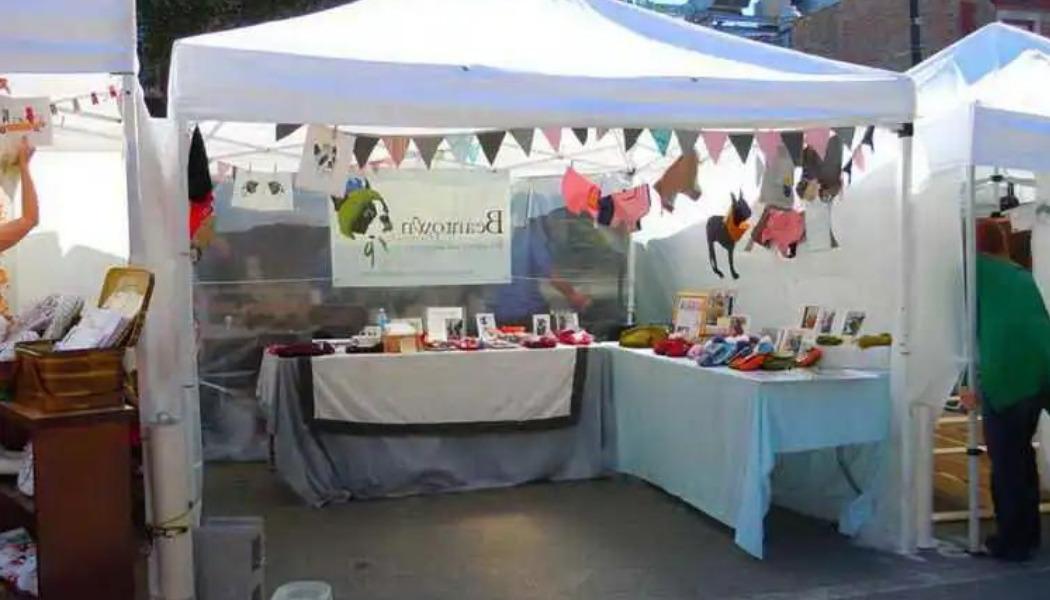 Be a Craft Fair Vendor