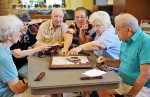 Senior Citizen Game Day